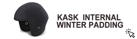 Kask Super Plasma Internal Winter Padding