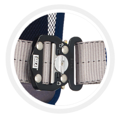 Duo-Lok™ Quick Connect Buckles