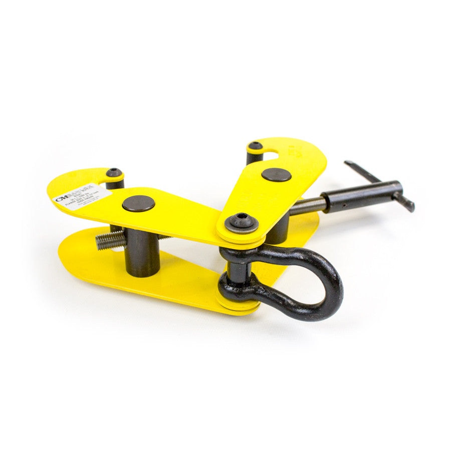 Cm Screwlok Beam Clamps With Shackle Mtn Shop