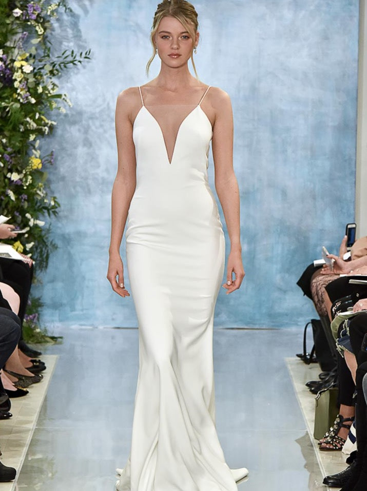 Theia - Bruna - Wedding Dress - Novelle Bridal Shop