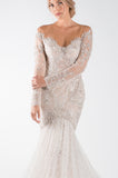 Berta - 17-129 *STOCK ONLY - Wedding Dress - Novelle Bridal Shop