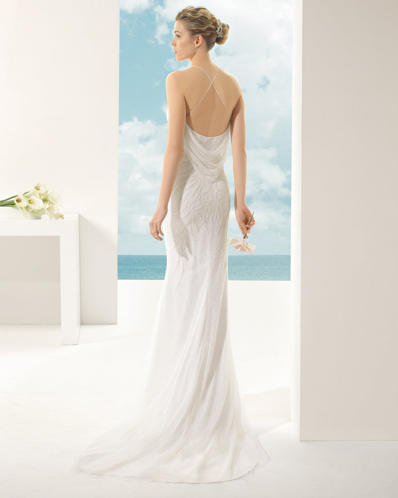 Rosa Clara Soft - Valey - Wedding Dress - Novelle Bridal Shop