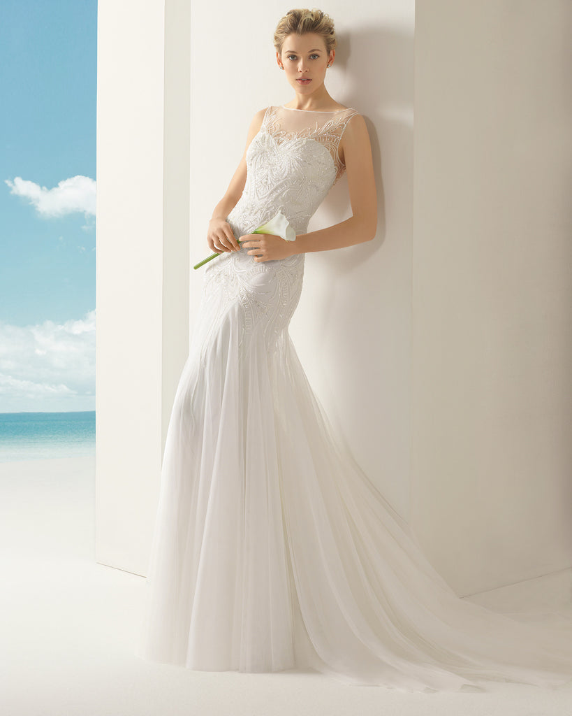 Rosa Clara Soft - Volga - Wedding Dress - Novelle Bridal Shop