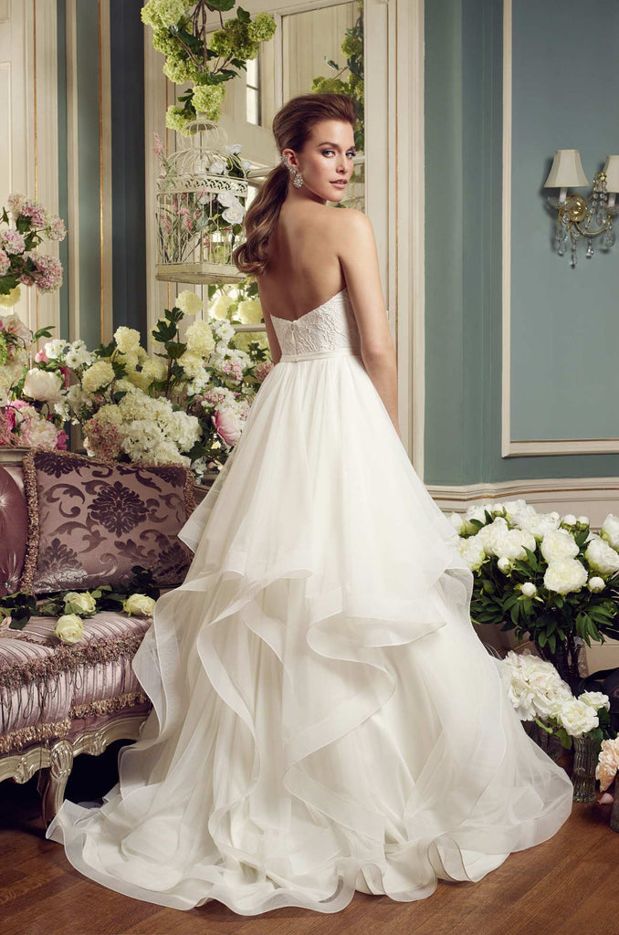 Sample Sale - NEW- 2168 by Mikaella - accessories - Novelle Bridal Shop