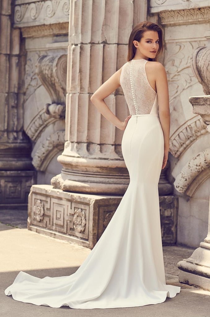 Mikaella - 2239 - Wedding Dress - Novelle Bridal Shop