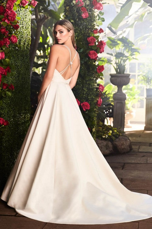 Mikaella - 2257 - Wedding Dress - Novelle Bridal Shop