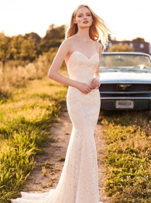 Mikaella - 2280 - Wedding Dress - Novelle Bridal Shop