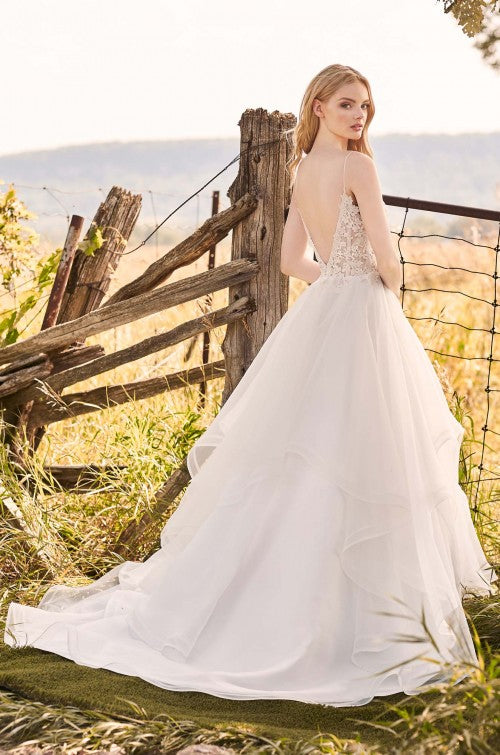 Mikaella - 2287 - Wedding Dress - Novelle Bridal Shop