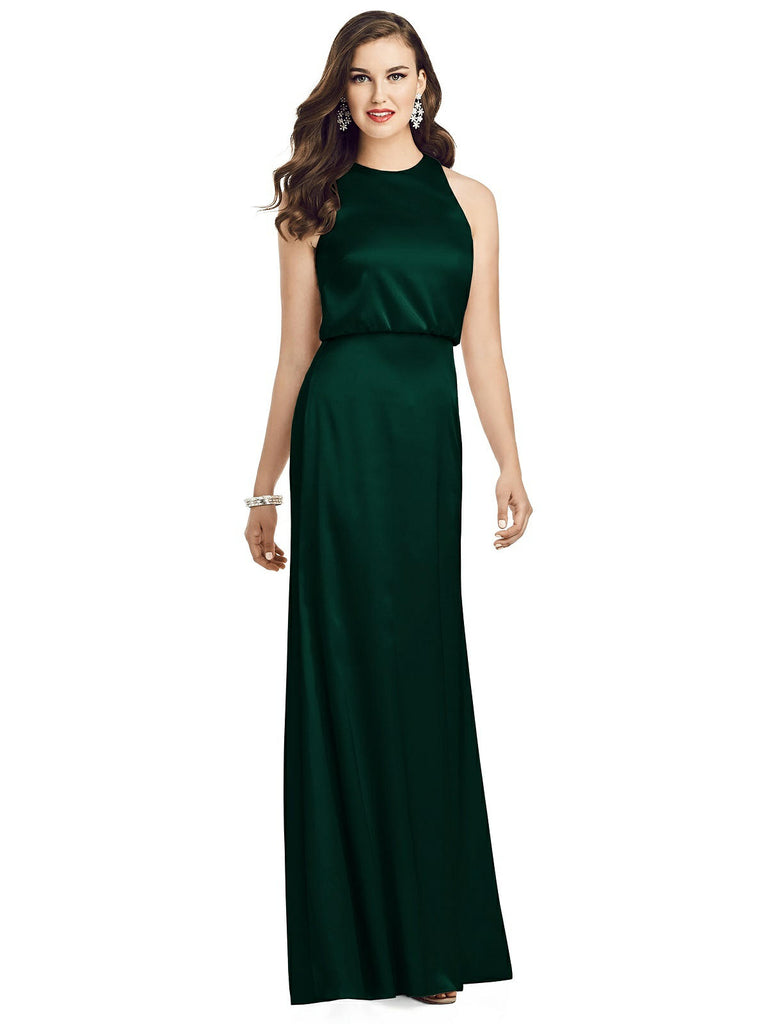 Dessy Collection - 3055 - Bridesmaid Dress - Novelle Bridal Shop