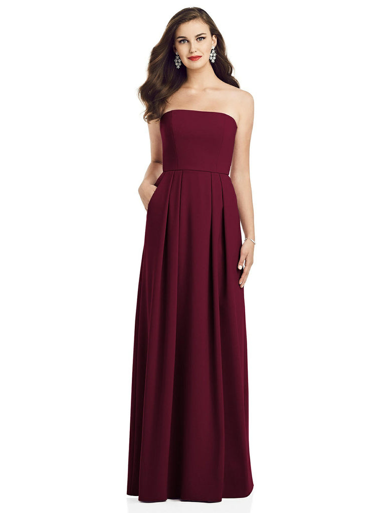 Dessy Collection - 3059 - Bridesmaid Dress - Novelle Bridal Shop