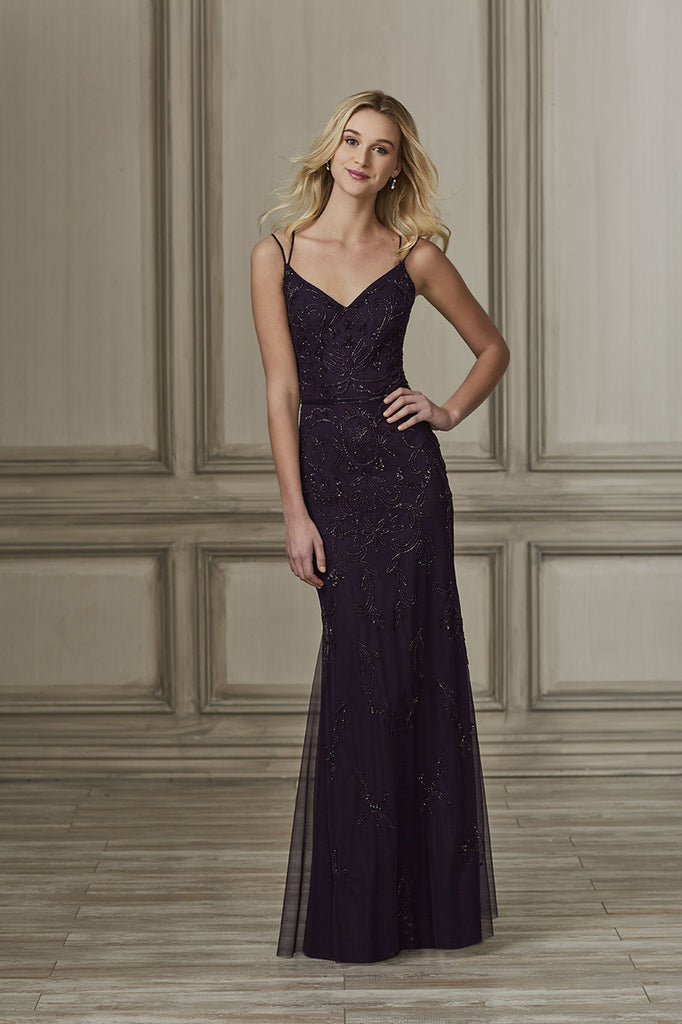 Adrianna Papell - 40148 - Bridesmaid Dress - Novelle Bridal Shop