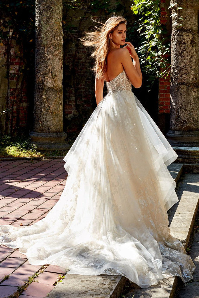 Eve of Milady - 4368 - Wedding Dress - Novelle Bridal Shop