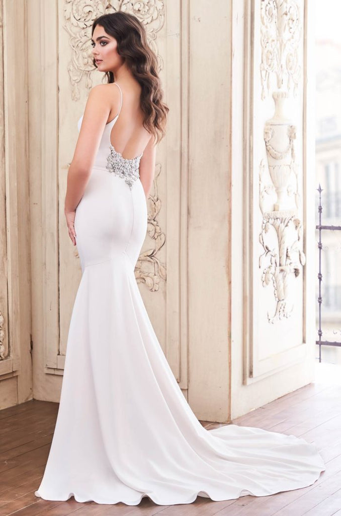 Paloma Blanca - 4857 - Wedding Dress - Novelle Bridal Shop