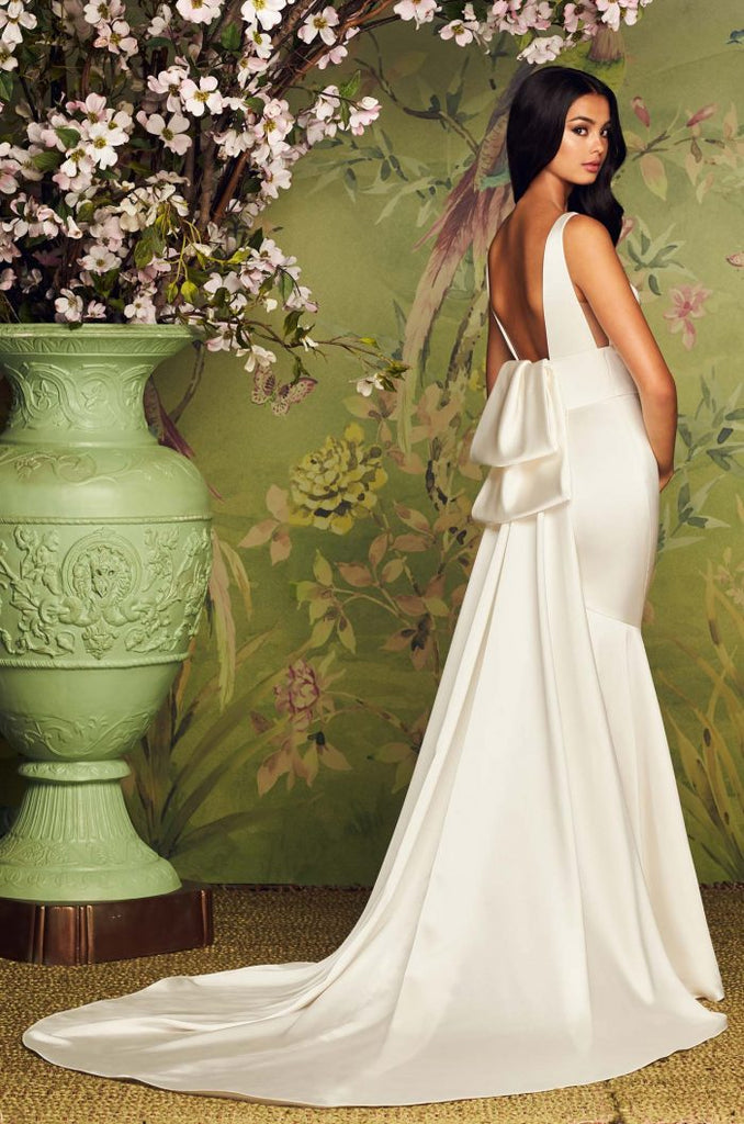 Paloma Blanca - 4884 - Wedding Dress - Novelle Bridal Shop