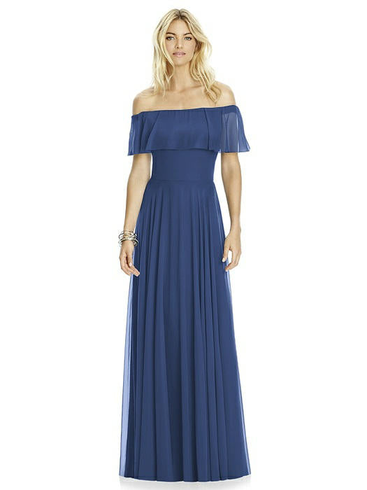 After Six - 6763 - Bridesmaid Dress - Novelle Bridal Shop