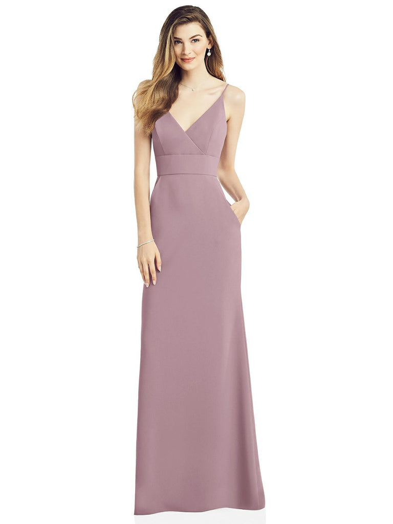 Dessy Collection - 6824 - Bridesmaid Dress - Novelle Bridal Shop