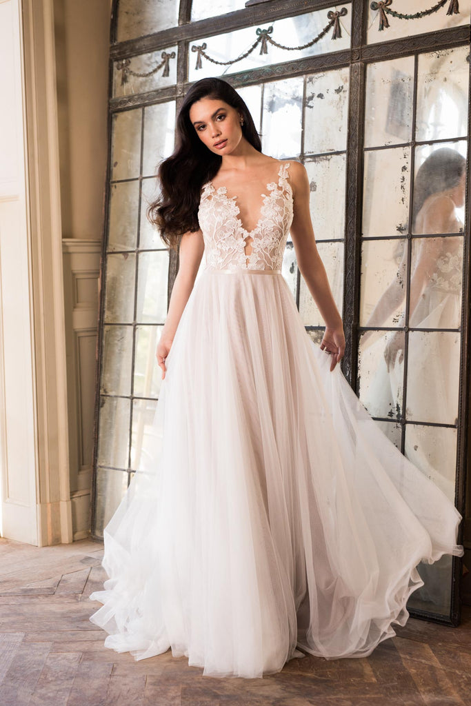Wtoo by Watters - Juno - Wedding Dress - Novelle Bridal Shop