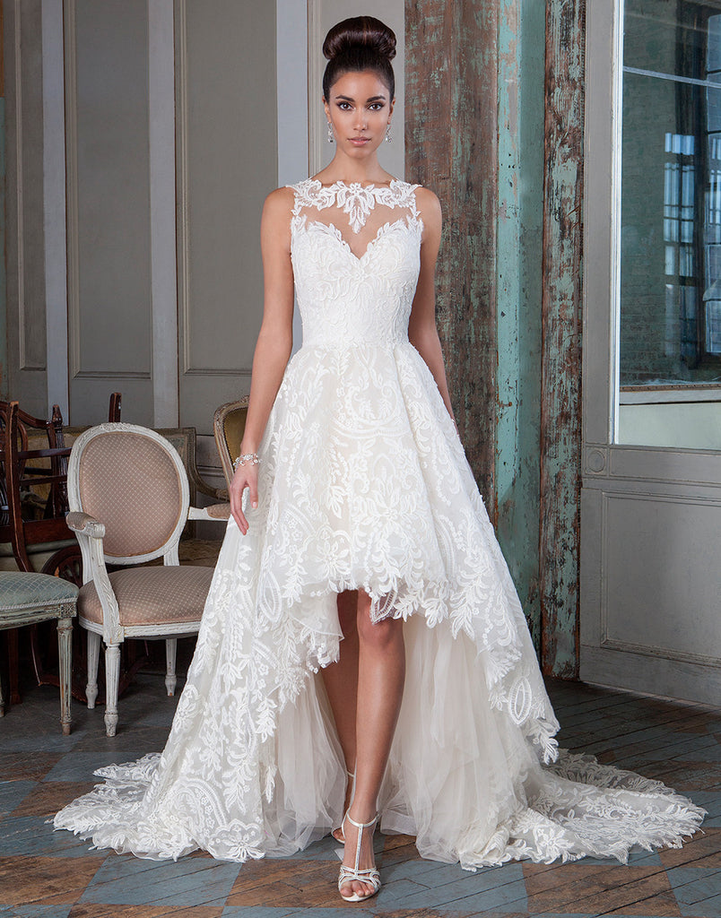 Justin Alexander - Signature 9818 - Wedding Dress - Novelle Bridal Shop