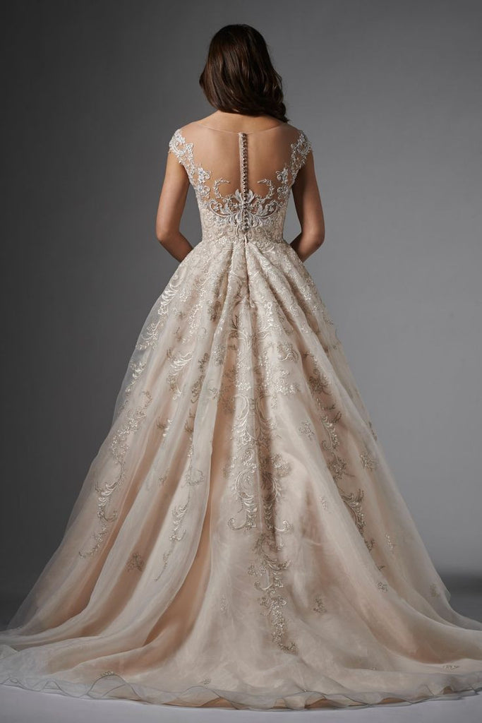 Wtoo by Watters - Audrey - Wedding Dress - Novelle Bridal Shop