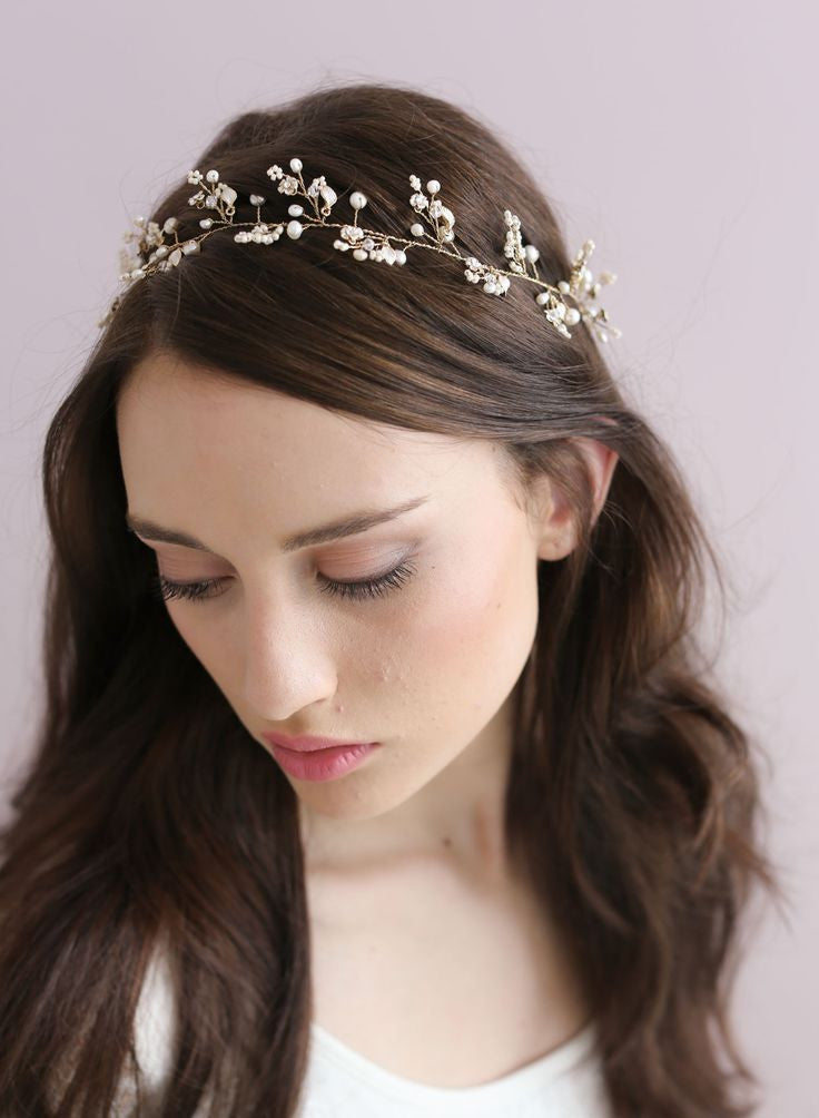 Twigs & Honey - 417 Gold/Silver - accessories - Novelle Bridal Shop