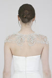 Theia - Cassie Capelet - Wedding Dress - Novelle Bridal Shop