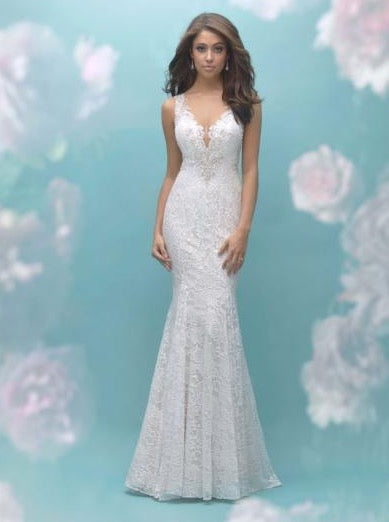 Allure - 9460 - Wedding Dress - Novelle Bridal Shop
