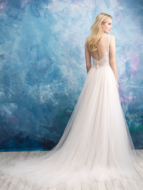 Allure - 9552 - Wedding Dress - Novelle Bridal Shop