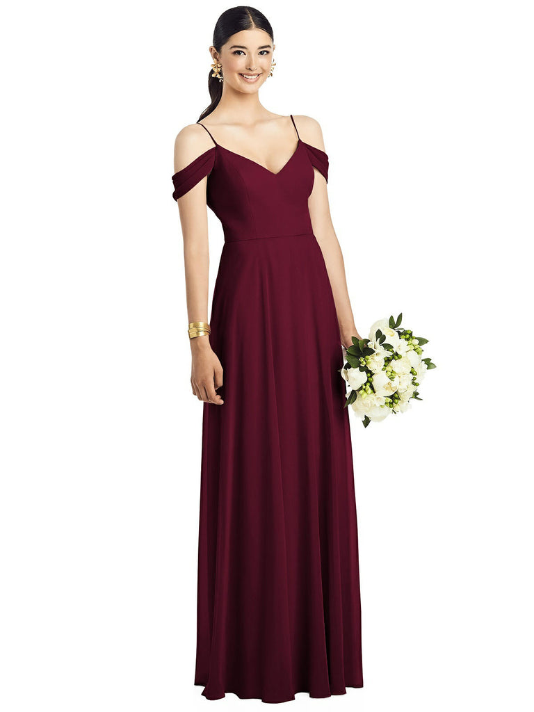 Dessy Collection - 1526 - Bridesmaid Dress - Novelle Bridal Shop