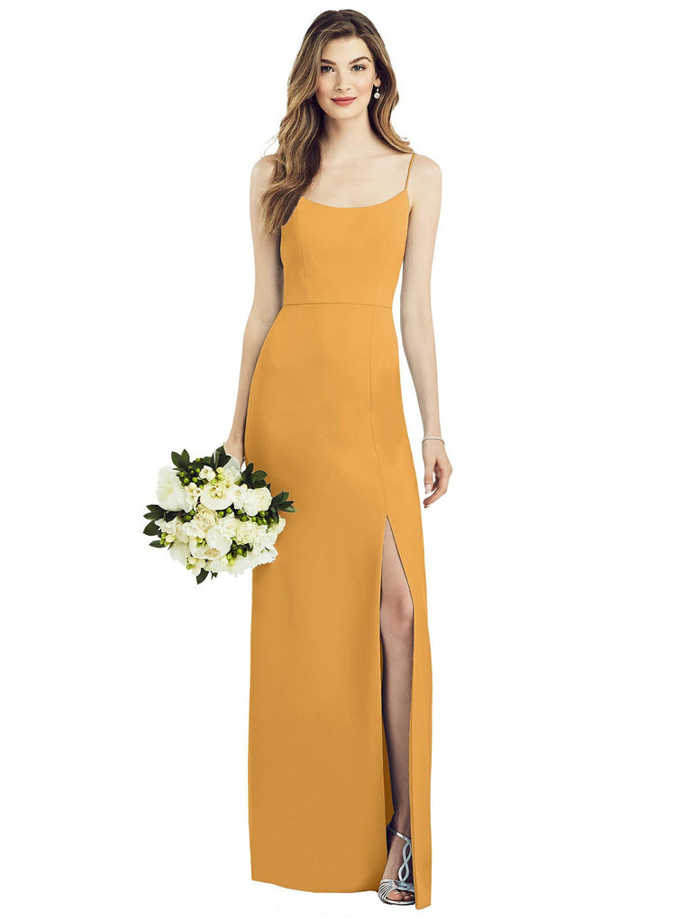 Dessy Collection - 6822 - Bridesmaid Dress - Novelle Bridal Shop