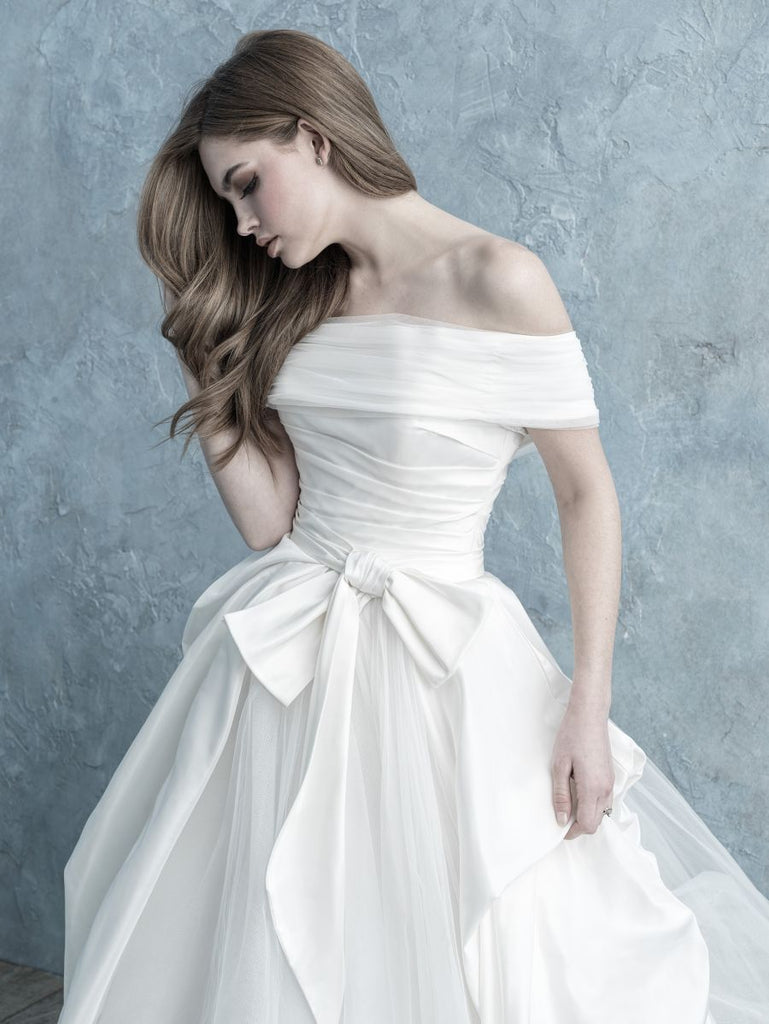 Allure - 9665 - Wedding Dress - Novelle Bridal Shop