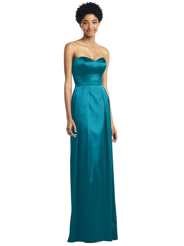 Dessy Collection - 8196 - Bridesmaid Dress - Novelle Bridal Shop