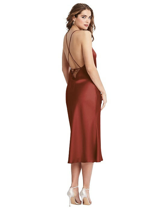 Dessy Collection - LB001 - Bridesmaid Dress - Novelle Bridal Shop