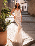 Pronovias - Albiorix - Wedding Dress - Novelle Bridal Shop