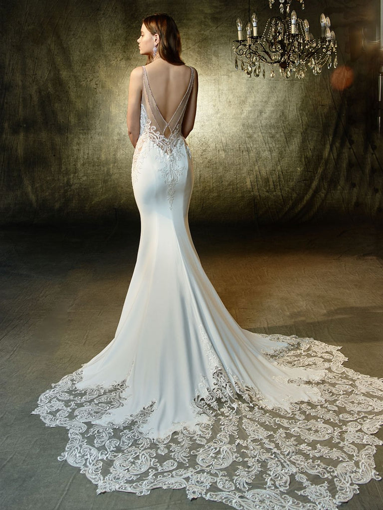Blue by Enzoani - Lena - Wedding Dress - Novelle Bridal Shop
