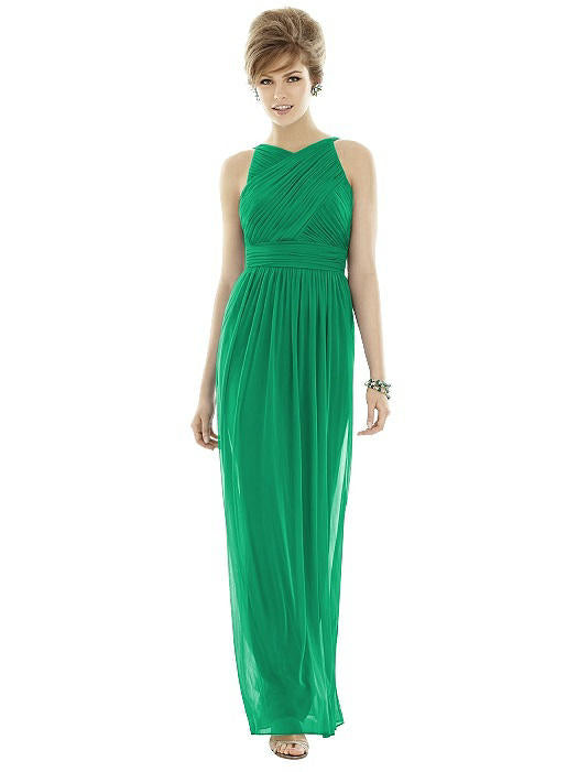 Alfred Sung - D692 - Bridesmaid Dress - Novelle Bridal Shop