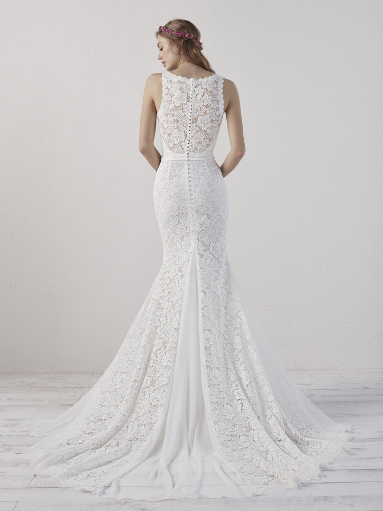 Sample Sale - Eladia by Pronovias - accessories - Novelle Bridal Shop