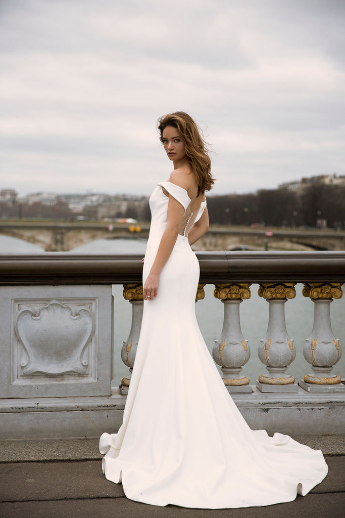 Madi Lane - Fallon - Wedding Dress - Novelle Bridal Shop