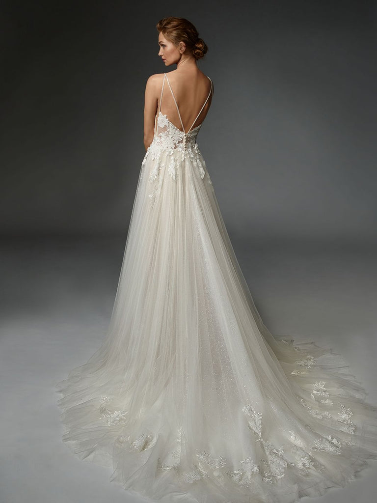 ÉLYSÉE - Gabrielle - Wedding Dress - Novelle Bridal Shop