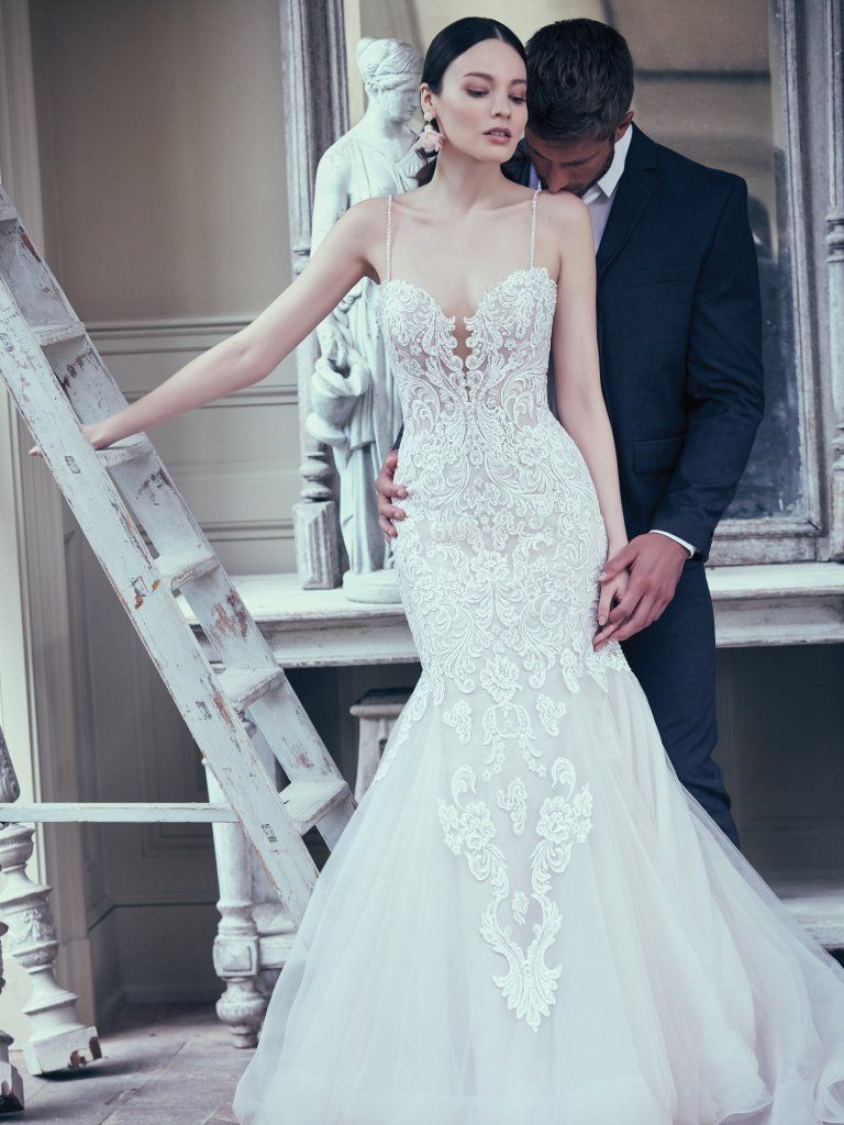 Maggie Sottero - Alistaire - Wedding Dress - Novelle Bridal Shop
