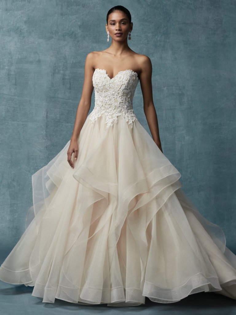 Maggie Sottero - Anastasia - Wedding Dress - Novelle Bridal Shop
