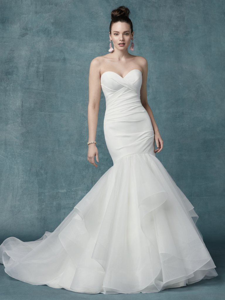 Maggie Sottero - Jacqueline - Wedding Dress - Novelle Bridal Shop