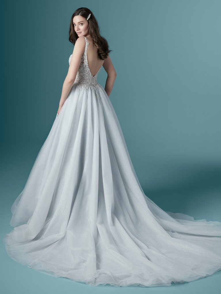 Maggie Sottero - Taylor - Wedding Dress - Novelle Bridal Shop