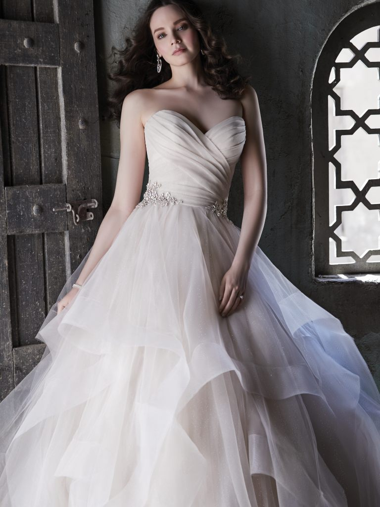 Maggie Sottero - Yasmin - Wedding Dress - Novelle Bridal Shop