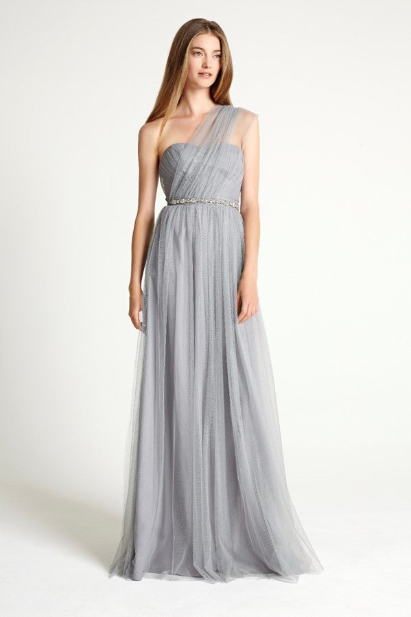 Monique Lhuillier - 450302 - Bridesmaid Dress - Novelle Bridal Shop