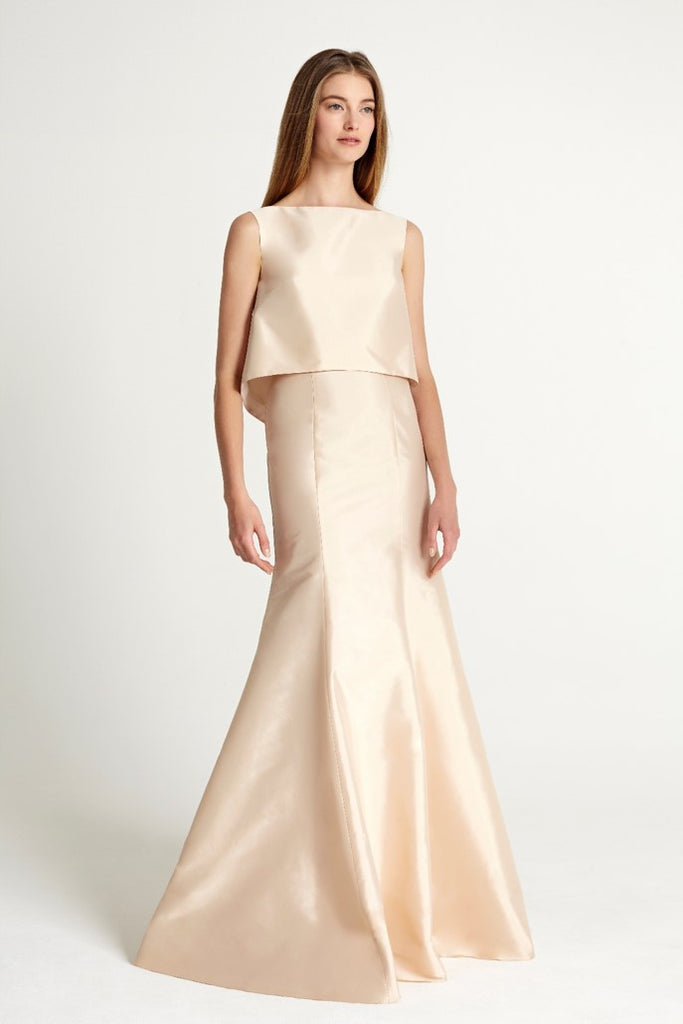 Monique Lhuillier - 450320 Skirt - Bridesmaid Dress - Novelle Bridal Shop