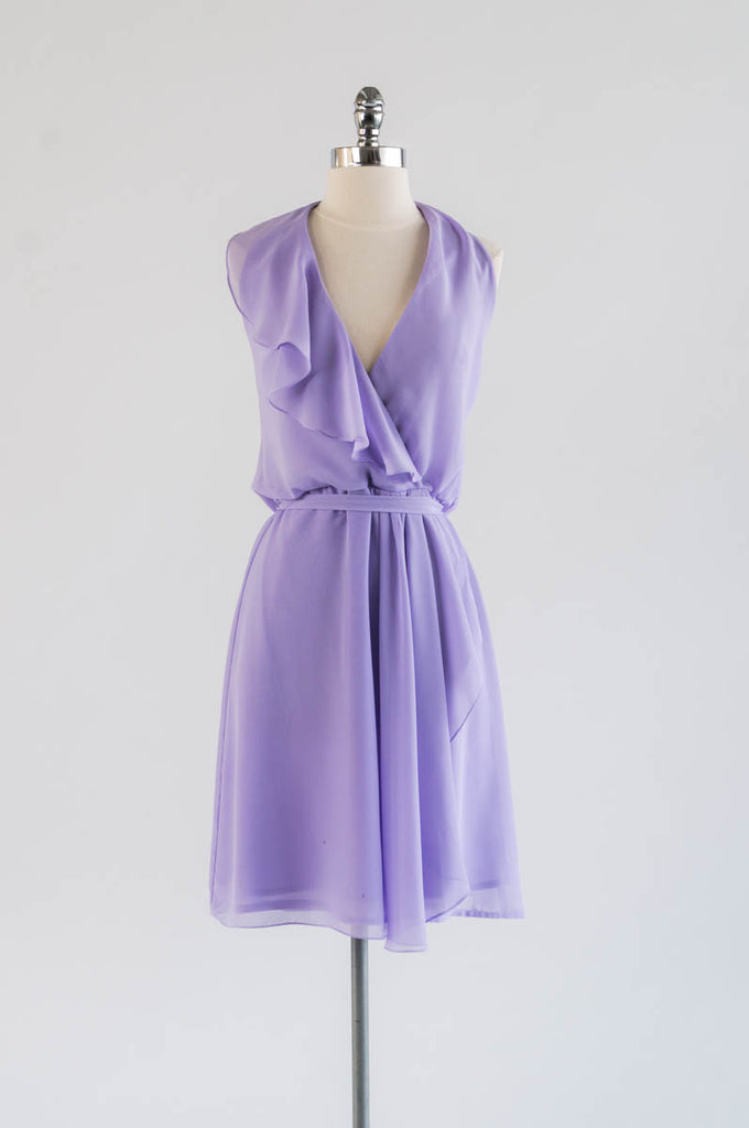 Nouvelle Amsale - N317 - Bridesmaid Dress - Novelle Bridal Shop