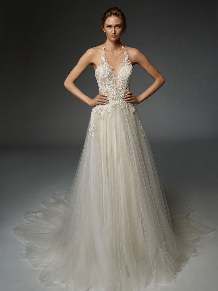 ÉLYSÉE - Solange - Wedding Dress - Novelle Bridal Shop