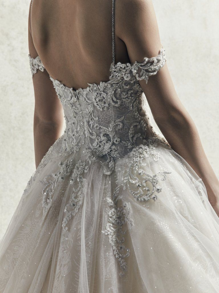 Sottero & Midgley - Blaine - Wedding Dress - Novelle Bridal Shop