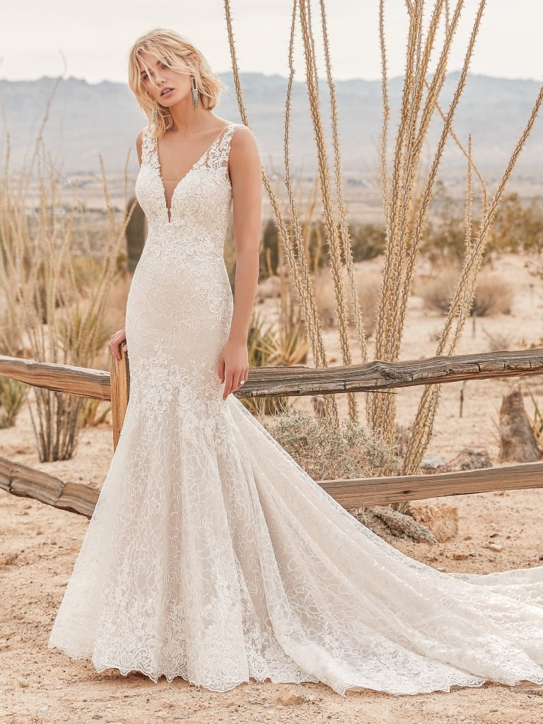 Sottero & Midgley - Logan - Wedding Dress - Novelle Bridal Shop