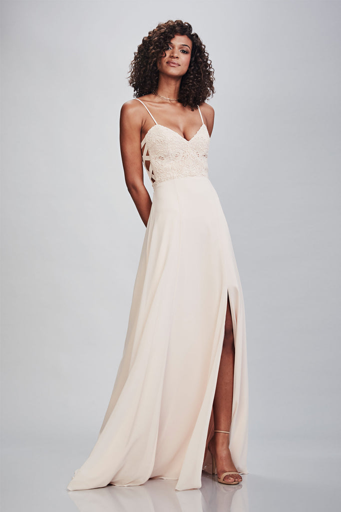 Theia Bridesmaids - Melanie - Bridesmaid Dress - Novelle Bridal Shop